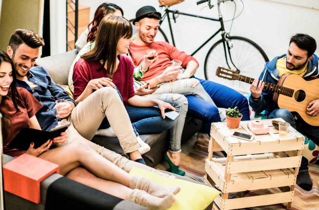 college students austin short term vacation rental festival
