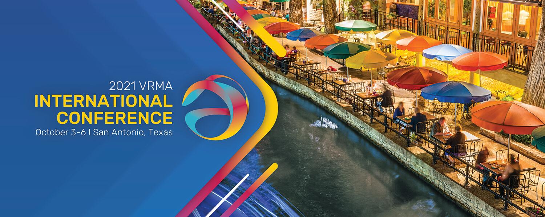 vrma conference 2021 logo