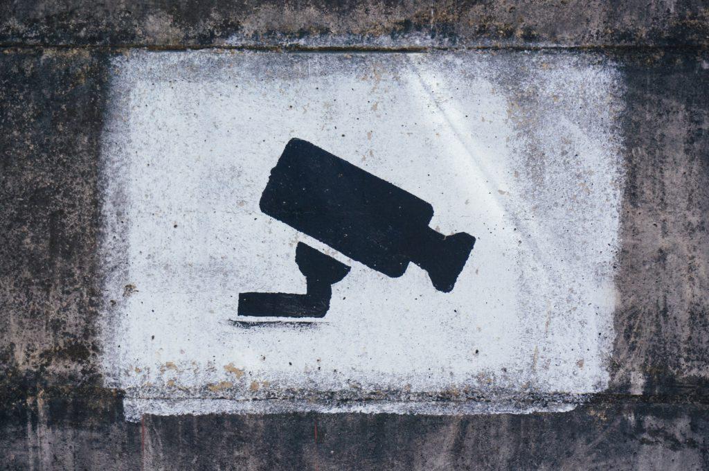 short term rental guests hidden security camera privacy